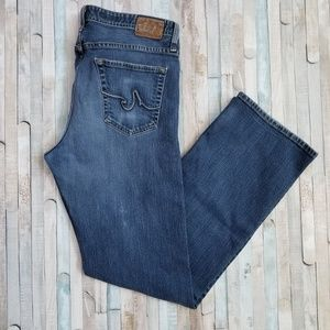 AG The Hero Relaxed Fit Jeans